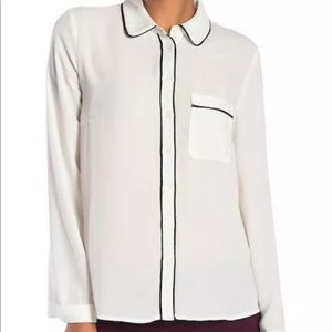 Nordstrom Philosophy Apparel Piped Shirt